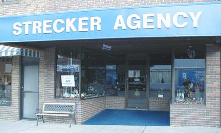 Strecker Agency Building